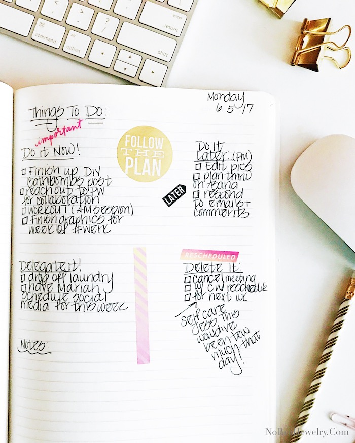 Re Focus Series 4 Ways To Boost Your Productivity While You Goal Chase by Jessica Lauren of NoRealJewelry.Com 2