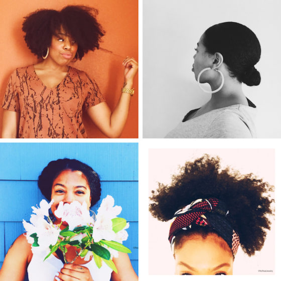 3 Quick Natural Hairstyles For When Youre In A Hurry No Real Jewelry