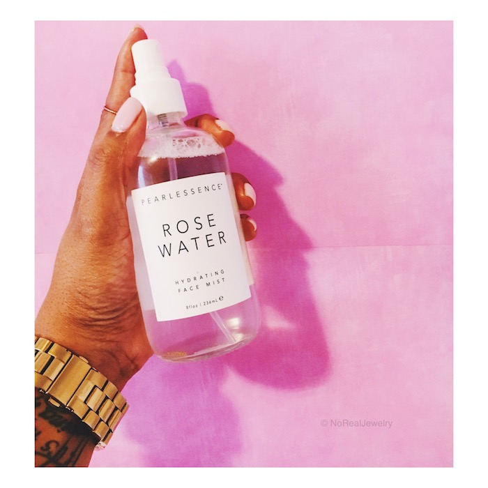 Rose Water Uses For Natural Hair