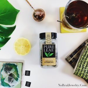 I'm Obsessed with Pure Leaf Black Tea with Vanilla NoRealjewelry.Com Jessica Lauren