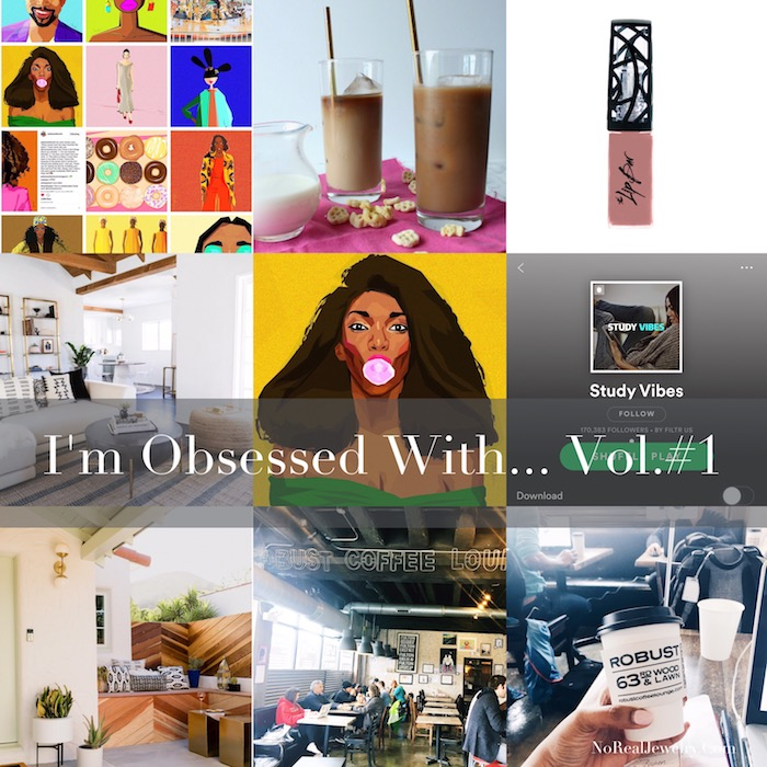 I'm Obsessed With... Vol. 1 by Jessica Lauren of NoRealJewelry.Com