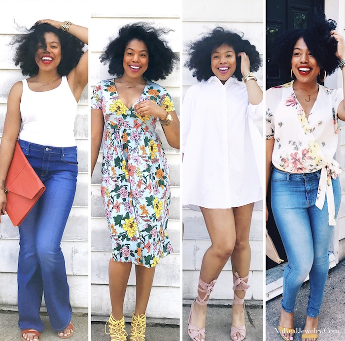 Why I Decided To Give A Capsule Wardrobe A Try by Jessica Lauren of NoRealJewelry.Com 2