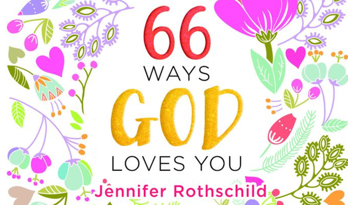I'm Obsessed With Volume 3 66 Ways God Loves You by Jennifer Rothschild NoRealJewelry.Com Jessica Lauren 7