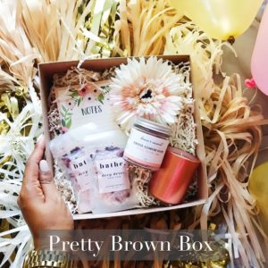 Need Gift Inspiration? Try Pretty Brown Box by Jessica Lauren of NoRealJewelry.Com 3