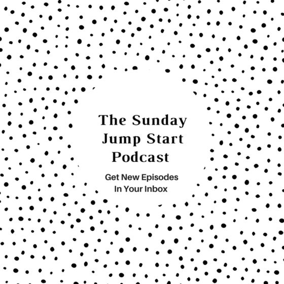 The Sunday Jump Start Episodes Update.