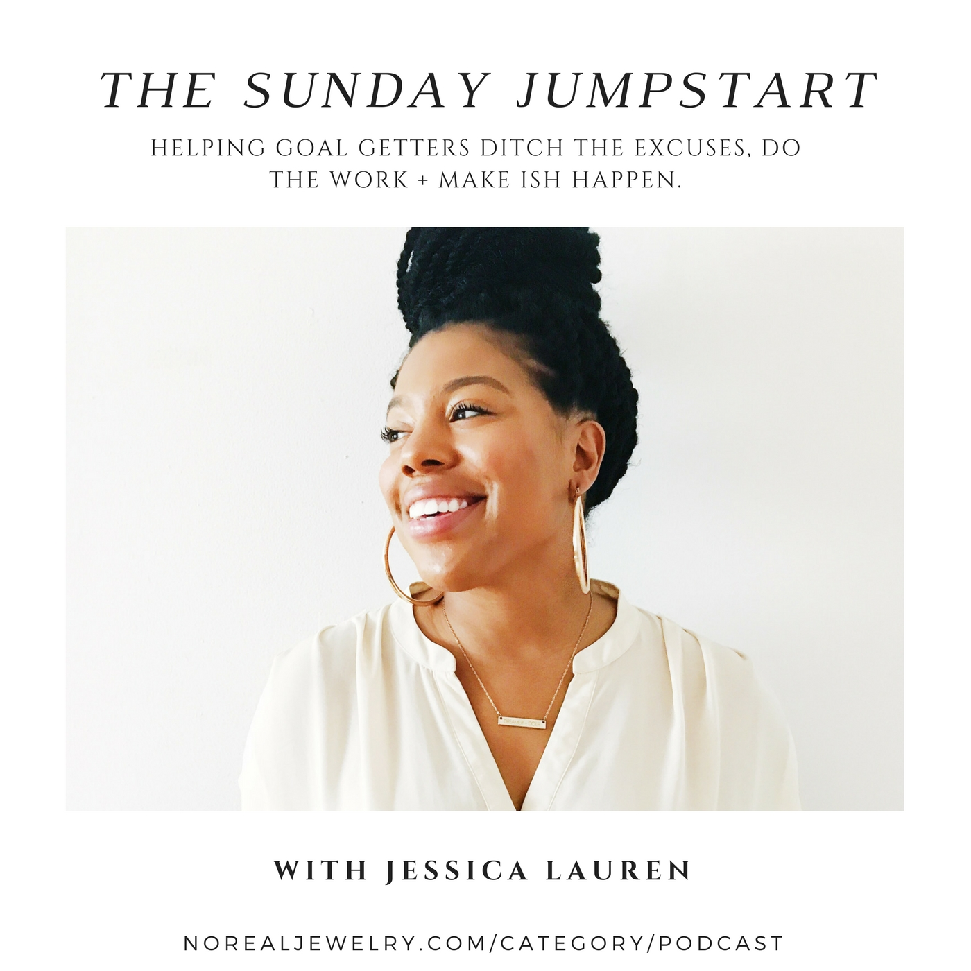 The Sunday Jumpstart Podcast Cover (2)