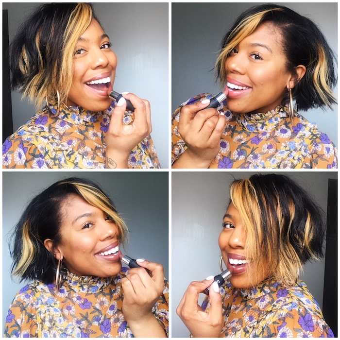 Mented Cosmetics: True Nude Lipsticks For Women Of Color By Jessica Lauren  Of NoRealJewelry.